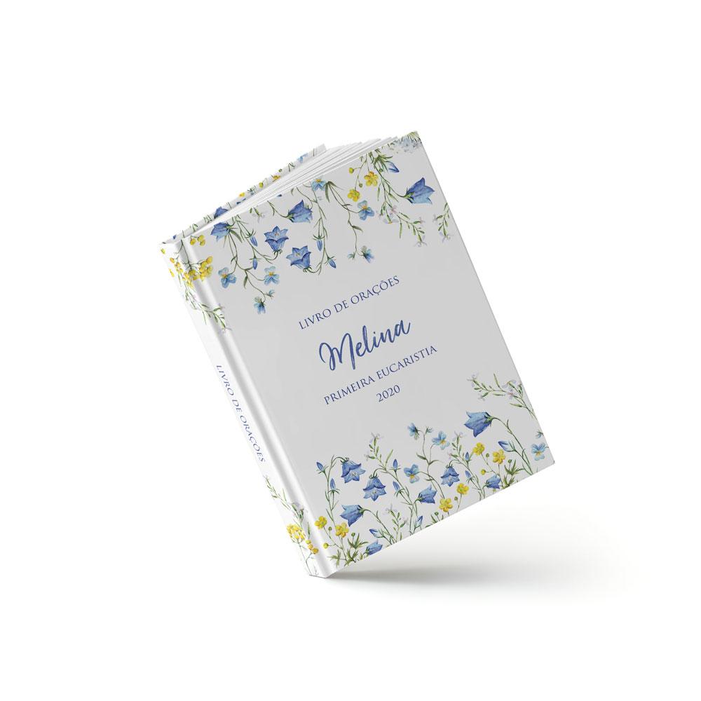 Livro Primeira Eucaristia - Sweetcards