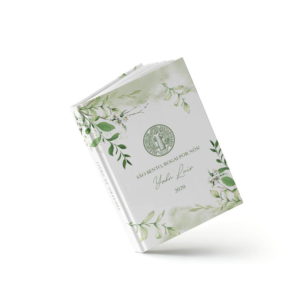 Livro Batizado - São Bento - Sweetcards